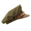 show larger image of product view 7 : Original U.S. WWII Air Transport Command ATC Crush Peaked Visor Cap Original Items