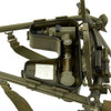 show larger image of product view 8 : Original German MG3 Machine Gun Tripod with Hensoldt Wetzlar Periscope Sight Original Items