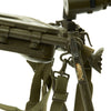 show larger image of product view 11 : Original German MG3 Machine Gun Tripod with Hensoldt Wetzlar Periscope Sight Original Items
