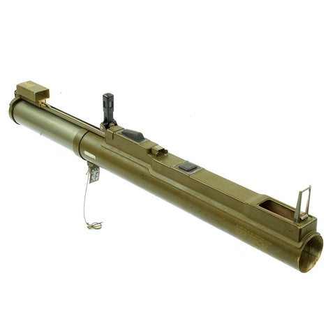 Original U.S. M72A2 LAW Light Anti-Tank Weapon Rocket Propelled Grenade Launcher - Deactivated Original Items