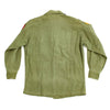 show larger image of product view 18 : Original U.S. 1960s Major General David Warren Gray HBT Shirt Original Items