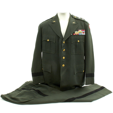 Original U.S. Vietnam War Era General Colglazier Uniform Original Items