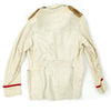 show larger image of product view 11 : Original Italian WWII MVSN Officer Summer White Uniform Jacket Original Items