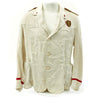 show larger image of product view 1 : Original Italian WWII MVSN Officer Summer White Uniform Jacket Original Items