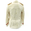 show larger image of product view 4 : Original Italian WWII MVSN Officer Summer White Uniform Jacket Original Items
