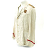 show larger image of product view 3 : Original Italian WWII MVSN Officer Summer White Uniform Jacket Original Items