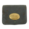 show larger image of product view 1 : Original U.S. Civil War Model 1861 Cartridge Box with Plate and Tins Original Items