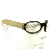 show larger image of product view 2 : Original German Luftwaffe Fighter Pilot Splinter Goggles Ultrasin Glasses Type D with Tin Original Items