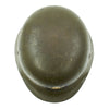 show larger image of product view 10 : Original German WWII USGI Decorated M35 Steel Helmet Shell - EF64