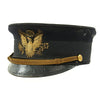 show larger image of product view 7 : Original WWI Era U.S. Army M1902 Officer's Visor Cap by Pettibone Bros. Mfg. Co. - Excellent Condition Original Items