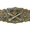 show larger image of product view 2 : Original German WWII Close Combat Clasp in Bronze by W.E. Peekhaus of Berlin Original Items