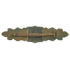 show larger image of product view 3 : Original German WWII Close Combat Clasp in Bronze by W.E. Peekhaus of Berlin Original Items