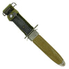 show larger image of product view 3 : Original U.S. Vietnam War Era M7 Bayonet by Imperial for M16 Rifle with M8A1 Scabbard Original Items