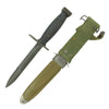 show larger image of product view 2 : Original U.S. Vietnam War Era M7 Bayonet by Imperial for M16 Rifle with M8A1 Scabbard Original Items