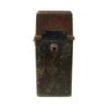 show larger image of product view 5 : Original German WWII 1939 dated Feldfernsprecher FF 33 Field Telephone by F. Merk Telefonbau Original Items