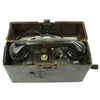 show larger image of product view 8 : Original German WWII 1939 dated Feldfernsprecher FF 33 Field Telephone by F. Merk Telefonbau Original Items