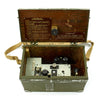 show larger image of product view 2 : Original British WWII Fullerphone MkV Field Telegraph Set in Case with Strap - dated 1944 Original Items