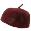show larger image of product view 5 : Original German WWII French-Made Waffen SS Maroon Parade Fez for Foreign Volunteers - dated 1940 Original Items