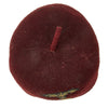 show larger image of product view 9 : Original German WWII French-Made Waffen SS Maroon Parade Fez for Foreign Volunteers - dated 1940 Original Items