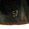 show larger image of product view 12 : Original German WWII French-Made Waffen SS Maroon Parade Fez for Foreign Volunteers - dated 1940 Original Items