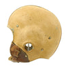 show larger image of product view 3 : Original U.S. Early WWII Airborne Paratrooper Training Football Helmet by Riddell Original Items