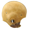 show larger image of product view 5 : Original U.S. Early WWII Airborne Paratrooper Training Football Helmet by Riddell Original Items