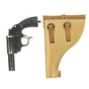 show larger image of product view 2 : Original German WWII LP 34 Heer Signal Flare Pistol by ERMA-Erfurt with Holster and Cleaning rod - Dated 1940 Original Items