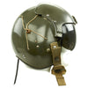 show larger image of product view 8 : Original U.S. Vietnam War Helicopter Pilot Marine Corps Task Element SHUFLY APH-5 Helmet and Named Flight Suit Original Items