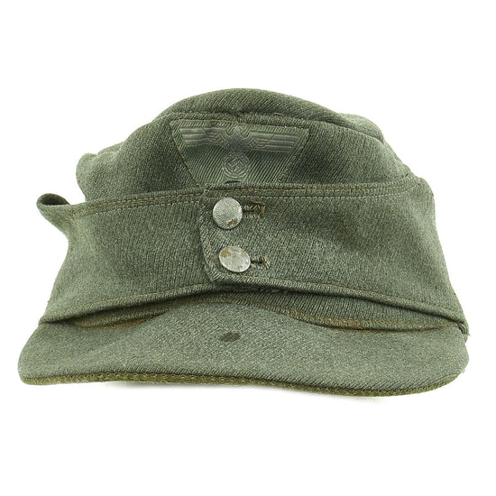 Original German WWII M43 Heer Army Feldmütze Field Cap Original Items