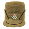 "show larger image of product view 3 : Original German WWII RAD Labor Service EM/NCO ""Robin Hood"" Cap by F. Kallenbach dated 1937 - size 58 Original Items"