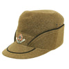 "show larger image of product view 1 : Original German WWII RAD Labor Service EM/NCO ""Robin Hood"" Cap by F. Kallenbach dated 1937 - size 58 Original Items"