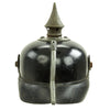 show larger image of product view 5 : Original German WWI Prussian M1915 Infantry EM/NCO Pickelhaube Spiked Helmet - Depot & Regt. Marked Original Items