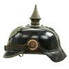 show larger image of product view 6 : Original German WWI Prussian M1915 Infantry EM/NCO Pickelhaube Spiked Helmet - Depot & Regt. Marked Original Items