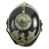 show larger image of product view 9 : Original German WWI Prussian M1915 Infantry EM/NCO Pickelhaube Spiked Helmet - Depot & Regt. Marked Original Items