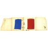 show larger image of product view 8 : Original U.S. WWII Free French Resistance FFI Armband Bring Back Grouping of Pfc. J. J. Valimont Original Items