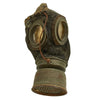 show larger image of product view 10 : Original Imperial German WWI M1917 Ledermaske Leather Gas Mask with Can & Filter - dated 1918 Original Items