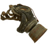 show larger image of product view 11 : Original Imperial German WWI M1917 Ledermaske Leather Gas Mask with Can & Filter - dated 1918 Original Items