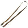 show larger image of product view 3 : Original German WWII Karabiner 98 kurz K98k Leather Sling in Very Good Condition - Kar98k Original Items