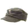 show larger image of product view 3 : Original German WWII Hitler Youth M43 Feldmütze Field Cap in size 58 - dated 1944 Original Items