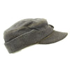 show larger image of product view 6 : Original German WWII Hitler Youth M43 Feldmütze Field Cap in size 58 - dated 1944 Original Items