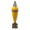 show larger image of product view 1 : Original U.S. WWII 81mm Mortar M43 HE Shell Original Items