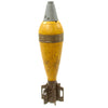 show larger image of product view 4 : Original U.S. WWII 81mm Mortar M43 HE Shell Original Items