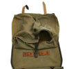 show larger image of product view 6 : Original German WWII SS VT Tornister Cowhide Backpack with Shoulder Straps and Partial Label - Dated 1939 Original Items