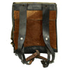 show larger image of product view 9 : Original German WWII SS VT Tornister Cowhide Backpack with Shoulder Straps and Partial Label - Dated 1939 Original Items