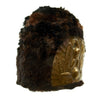 show larger image of product view 6 : Original French Napoleonic Replica Old Guard Style Bearskin Helmet Original Items