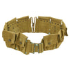 show larger image of product view 1 : Original U.S. WWI M1910 Rimless Eagle Snap Dismounted Rifle Cartridge Belt by MILLS Original Items