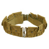 show larger image of product view 2 : Original U.S. WWI M1910 Rimless Eagle Snap Dismounted Rifle Cartridge Belt by MILLS Original Items