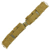 show larger image of product view 4 : Original U.S. WWI M1910 Rimless Eagle Snap Dismounted Rifle Cartridge Belt by MILLS Original Items
