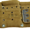 show larger image of product view 5 : Original U.S. WWI M1910 Rimless Eagle Snap Dismounted Rifle Cartridge Belt by MILLS Original Items