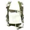 show larger image of product view 6 : Original U.S. Cold War Back Pack Style Parachute and Harness with Canopy Original Items
